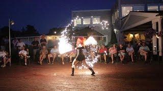 Fire Sparkler Ropes Teaser