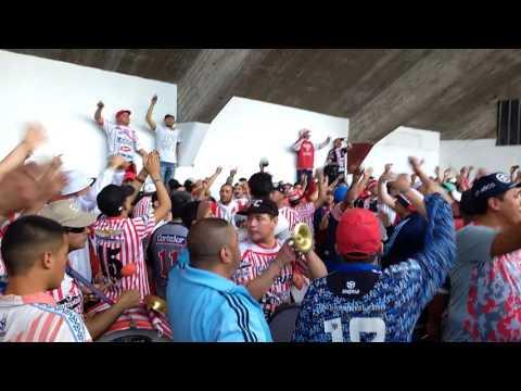 Los Andes 0-2 Estudiantes. Copa Argentina. Previa la unica banda del Sur - La Banda Descontrolada - Los Andes