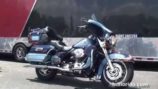 10. Used 2004 Harley Davidson Ultra Classic Electra Glide Motorcycles for sale - Miami, FL