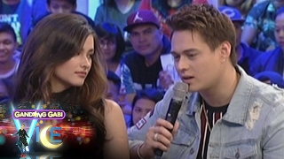 Video GGV: Liza Soberano thinks Enrique Gil is incapable of cheating on her MP3, 3GP, MP4, WEBM, AVI, FLV Agustus 2018