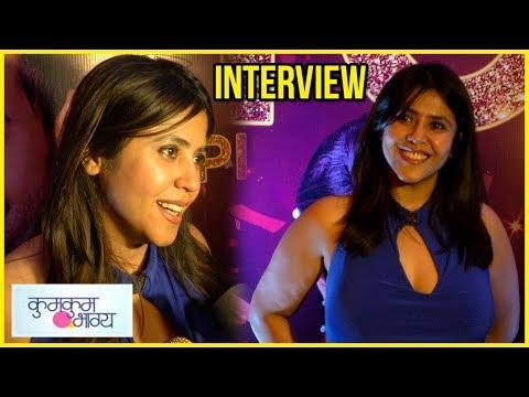 Ekta Kapoor COMPARES Kumkum Bhagya With Pavitra Ri