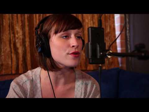 Rachel Geller Records Vocals with Apogee ONE