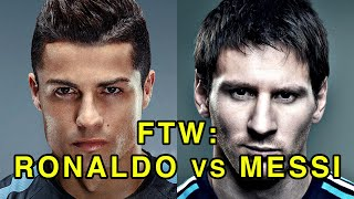 Video For The Win: Cristiano Ronaldo vs Leo Messi MP3, 3GP, MP4, WEBM, AVI, FLV Agustus 2019