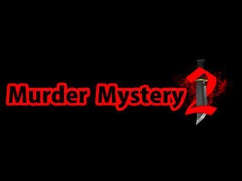 MURDER MYSTERY 2  ROBLOX