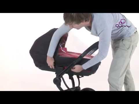 Quinny Anleitung für faltbareren Kinderwagenaufsatz | Babyzeiten