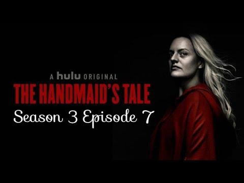 The Handmaids Tale Season 3 Episode 7 Under His Eye Recap