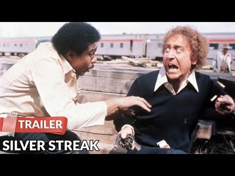Silver Streak 1976 Trailer | Gene Wilder | Richard Pryor