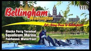 Bellingham (WA) United States  city photo : Bellingham Washington Visitor Info Waterfront