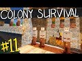 Colony Survival  Part 11  Science