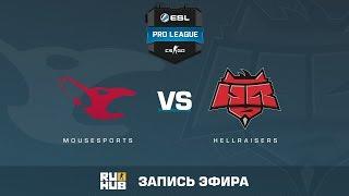 mousesports vs. HellRaisers - ESL Pro League S5 - de_mirage [Enkanis, yxo]