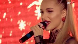 ХАННА - БЕЗ ТЕБЯ Я НЕ МОГУ / HANNA - BEZ TEBYA YA NE MOGU / NEW YEAR 2017 / EUROPA PLUS TV