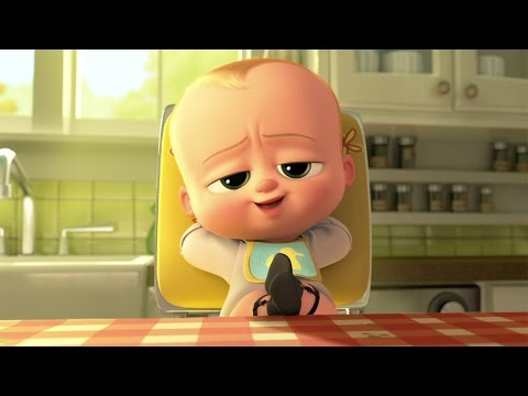 The Boss Baby - Nhóc Trùm - Official