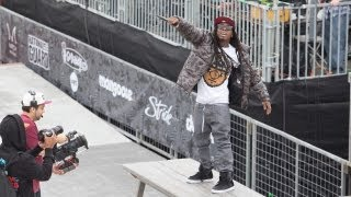 Lil Wayne - A Milli [Live at Dew Tour 2012]