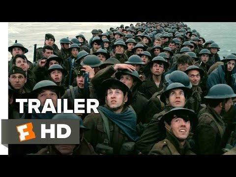 Dunkirk Official Announcement Trailer (2017) -  Christopher Nolan Movie