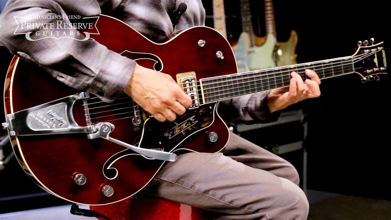 Gretsch Guitars Limited Edition '59 Nashville G6120T Electric Guitar