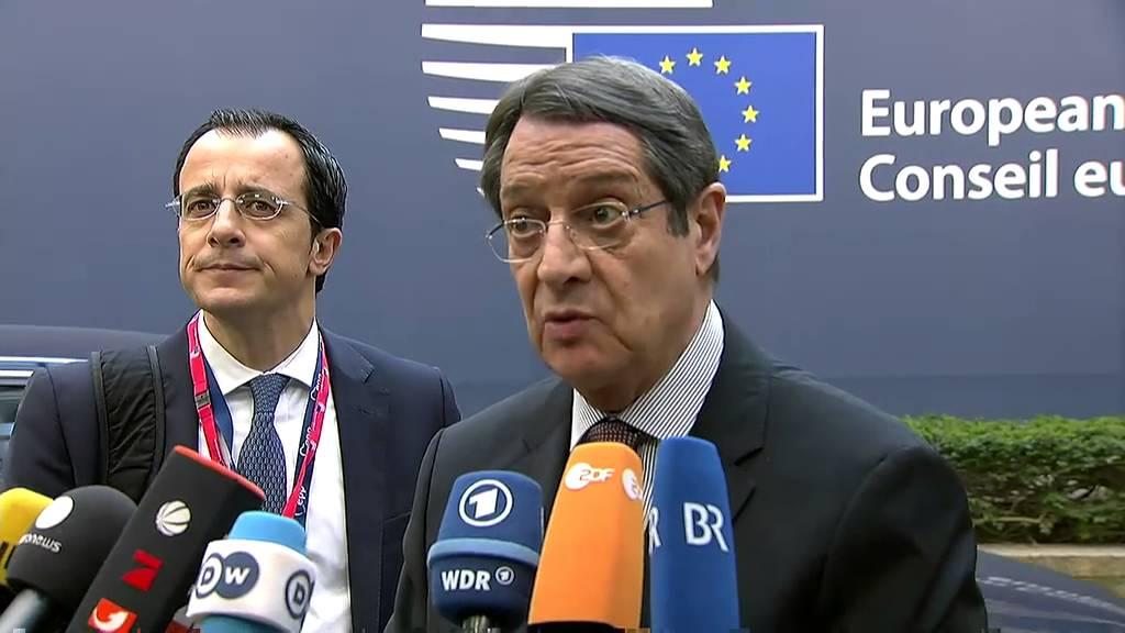 Ν. Αναστασιάδης: Υπάρχουν εμπόδια, αλλά ελπίζω να υπάρξει συμβιβασμός