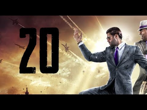 Let's Play Saints Row IV – Part 20: Alien Ship Mayhem