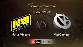 VG vs Na'Vi, game 1