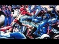Classic Game Room - CAPTAIN AMERICA and the ...
