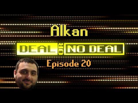Deal or No Deal Episode 20 - Alkan