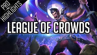 Video LEAGUE OF CROWDS | Best Crowd Moments in History MP3, 3GP, MP4, WEBM, AVI, FLV Agustus 2018