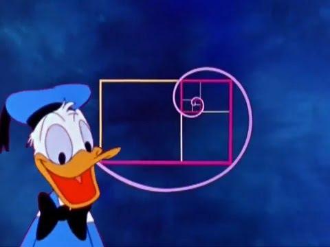 Donald en la tierra mágica de la matemática