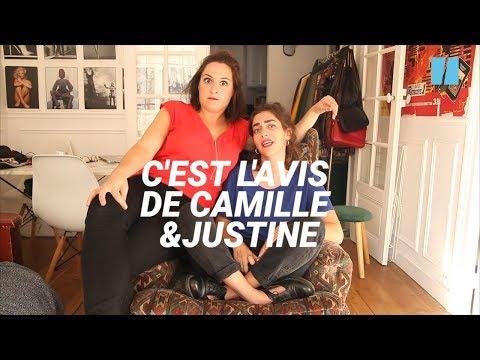 Camille et Justine n'ont vraiment pas compris les goodies de l'Elysée (видео)