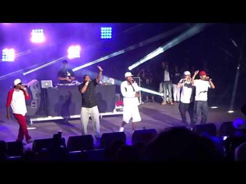 Bones Thugz and Harmony - Fo Tha Love of Money - Art of Rap Festival - Shoreline , CA