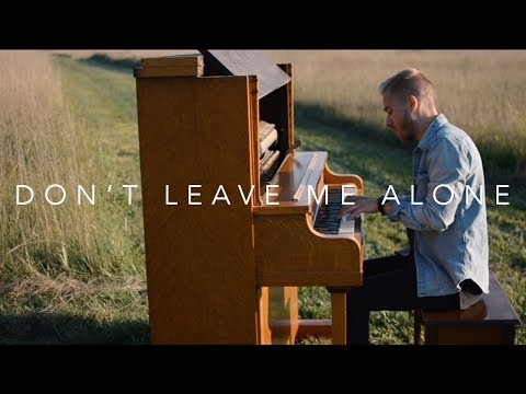Don't Leave Me Alone - David Guetta Feat Anne-Marie (cover By Jonah Baker)