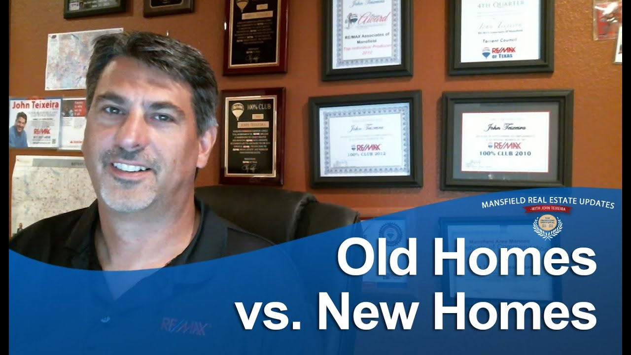 How Important Is the Age of a Home When Buying?