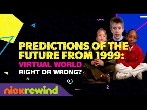 '90s Kids Predict The Future From 1999 | The Splat