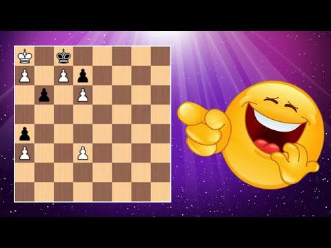 joke - This is a fun little joke of a chess puzzle you can maybe test a friend or two with. Can you solve this chess puzzle? Make sure you're focused! :) Composed: V. Ropke, Skakbladet 1942 ☆...
