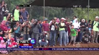 Warga Banjarnegara Mandi Lumpur Peringati Hari Bumi 22 April - NET5 Video