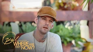 Aaron Carter says it all started with his parents' divorce. On the day the pre-teen pop sensation brought MTV Cribs cameras ...