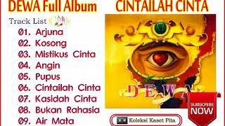 Video DEWA Full Album CINTAILAH CINTA MP3, 3GP, MP4, WEBM, AVI, FLV Juli 2018