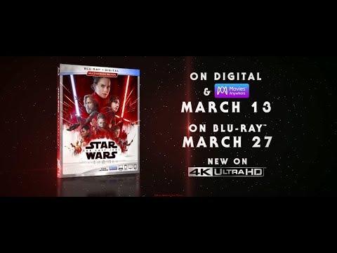 Star Wars: Episode VIII - The Last Jedi Blu-Ray - Official® Trailer [HD]