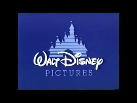 "Walt Disney Pictures (1997) {Fullscreen} [Opening] ""The Little Mermaid"" (1989)"