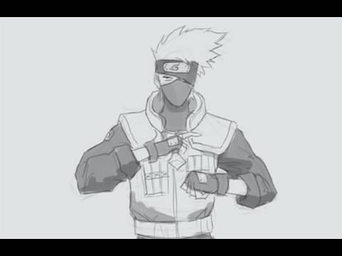 �������� ����� ������ � ������ / Naruto