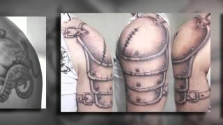 Video 30 Best Shoulder Tattoos for Men MP3, 3GP, MP4, WEBM, AVI, FLV Juni 2018