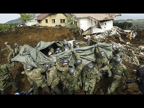 Ιαπωνία: 600 μετασεισμοί