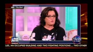 Bill O'Reilly: Whoopi Goldberg vs Rosie O'Donnell