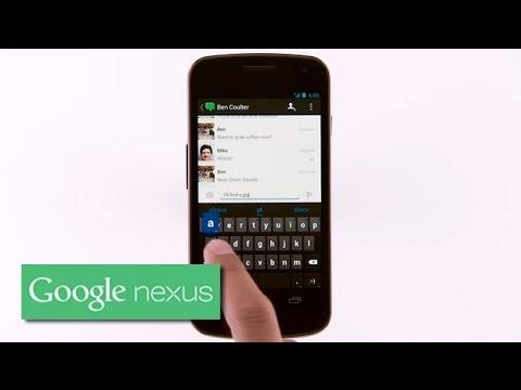 Galaxy Nexus: Simple Multi-tasking