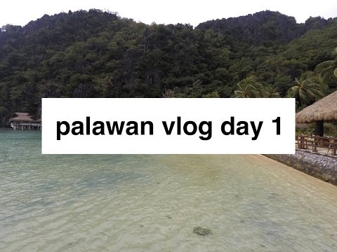 #TRAVEL • El Nido, Miniloc Palawan Philippines, DAY 1 Snorkeling, Fishing And Cooking