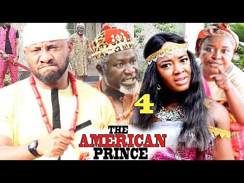 THE AMERICAN PRINCE  Season 4 - Yul Edochie|2019 Latest Nigerian Nollywood Movie