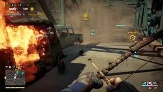 Far Cry 4-tuk tuk takedown