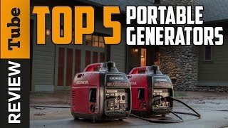 9. ✅Generator: Best Power Generator 2018 (Buying Guide)