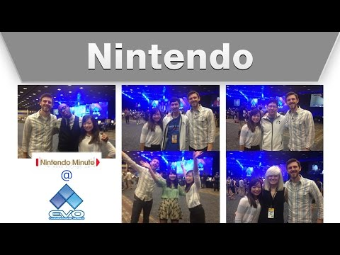nintendo - Hello! We had so much fun last week because we got to go to Evo! It was really cool to be surrounded by amazing Super Smash Bros. Melee players. We got the chance to sit down and chat with...
