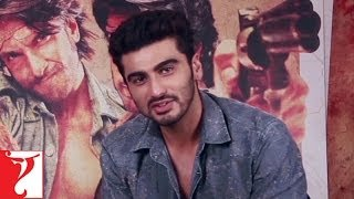 Star Talk with Arjun Kapoor - Part 1 - GUNDAY