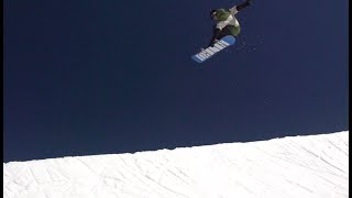Half Pipe Construction Perisher