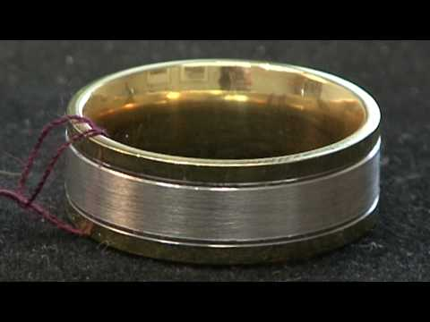 How to choose a men's wedding ring by Ronnie Mervis